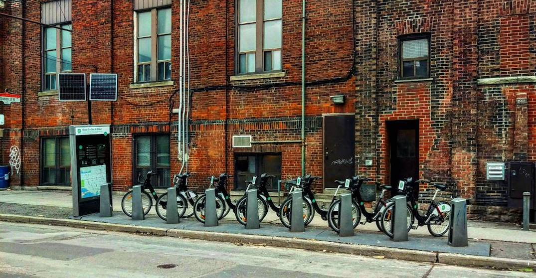 Here's where Toronto is looking to add new Bike Share stations in 2018 (MAP)