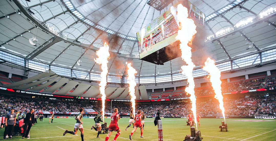 Edmonton to host popular Rugby Sevens tournament this September