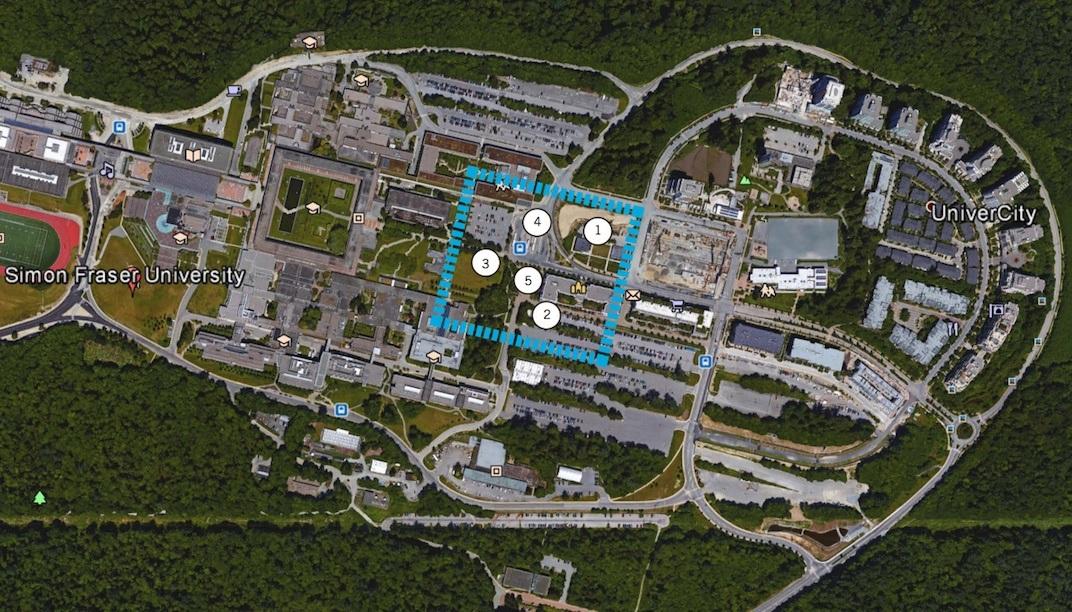 SFU East Gateway