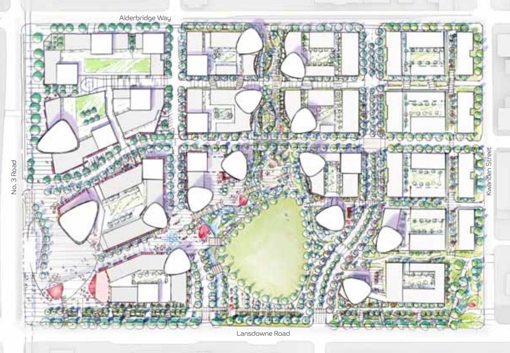 Lansdowne District at Lansdowne Centre