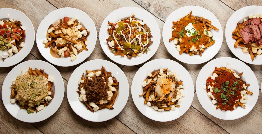 Poutine Fest On Tour is coming to Toronto for four-days this Spring