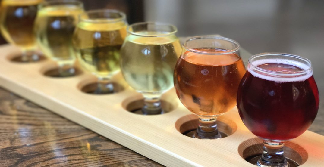 The SAQ is hosting a cider festival from March 1 to 3