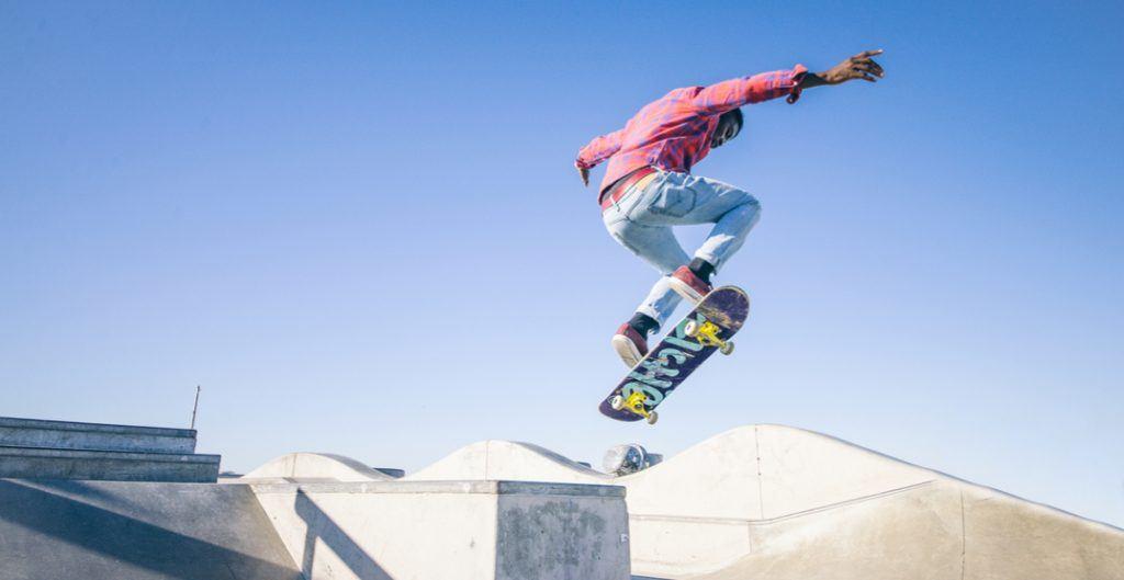 Pointe-Claire skate park