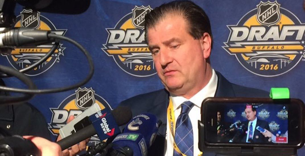 Benning canucks