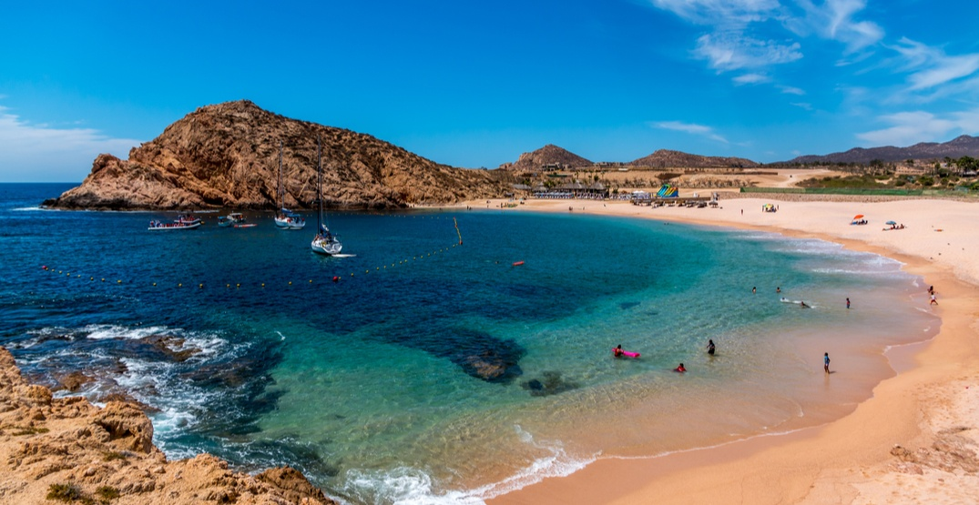 You can fly from Vancouver to Cabo San Lucas for $419 roundtrip
