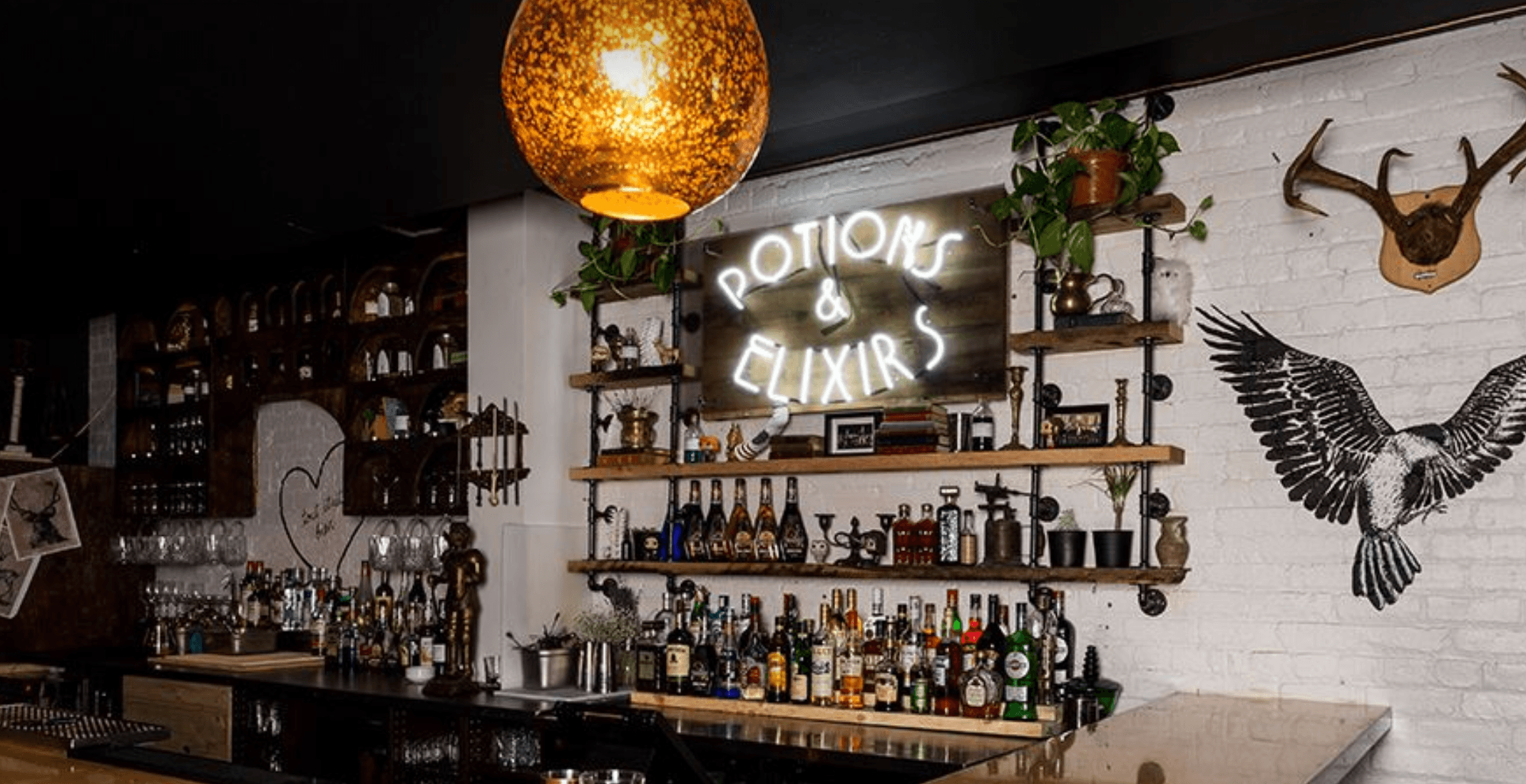 Montreal's Harry Potter-inspired bar is hosting an all night party this weekend