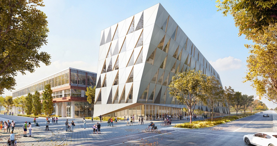 York University is getting a gorgeous new $50 million building
