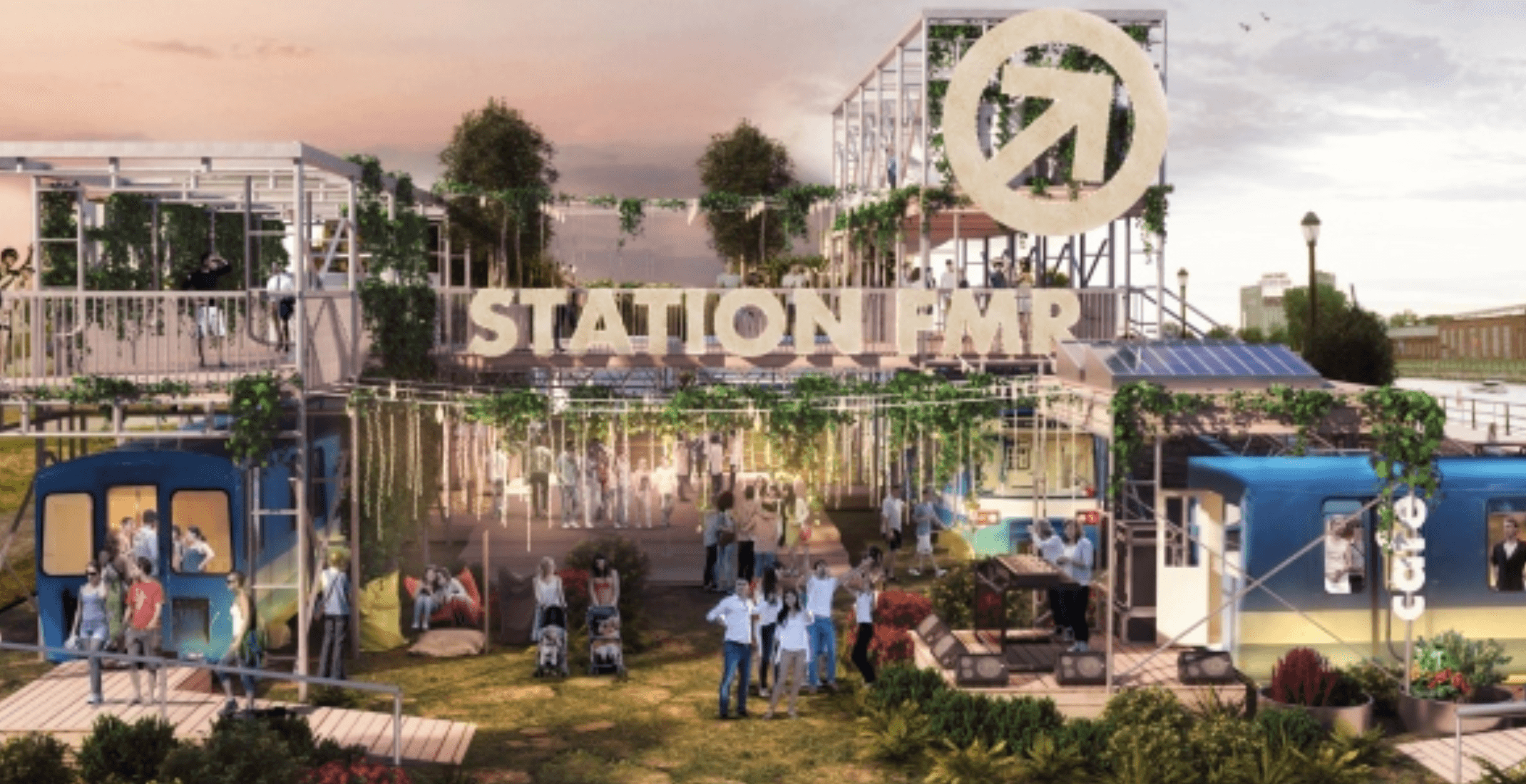 Montreal is getting a new park featuring old MR-63 Metro cars (PHOTOS)
