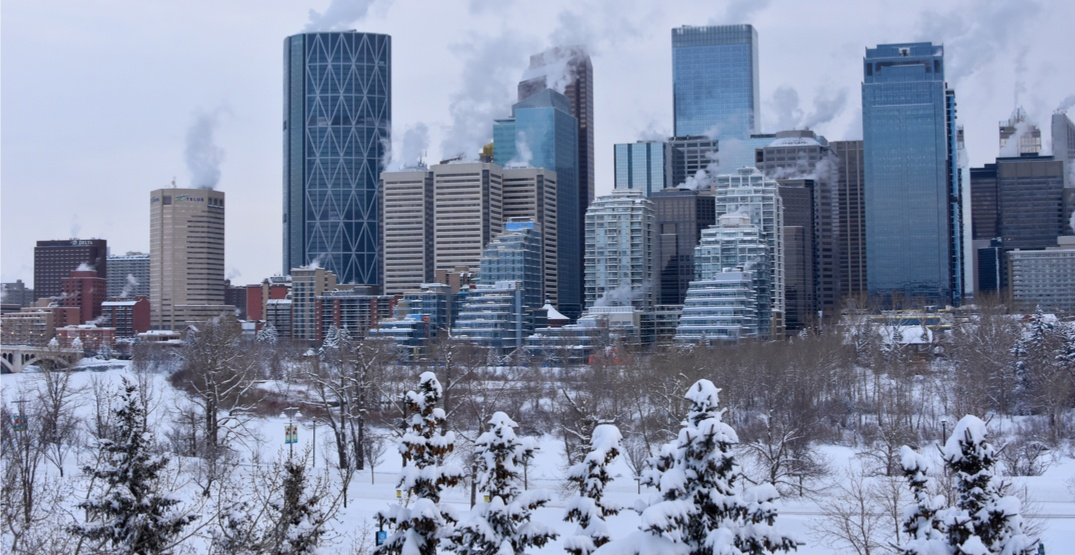 Environment Canada issues snowfall warning for Calgary