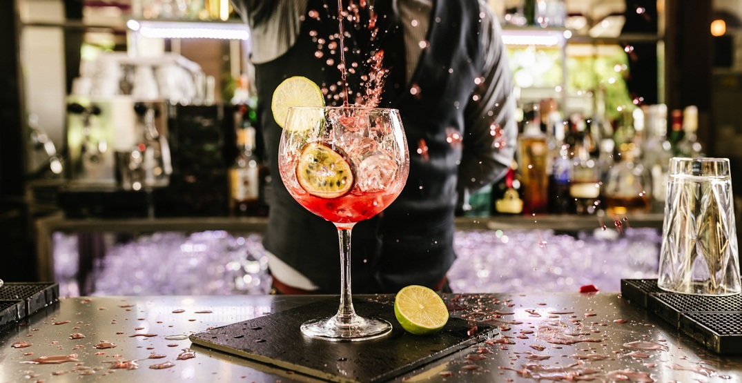 A week-long cocktail festival is happening in Montreal this spring