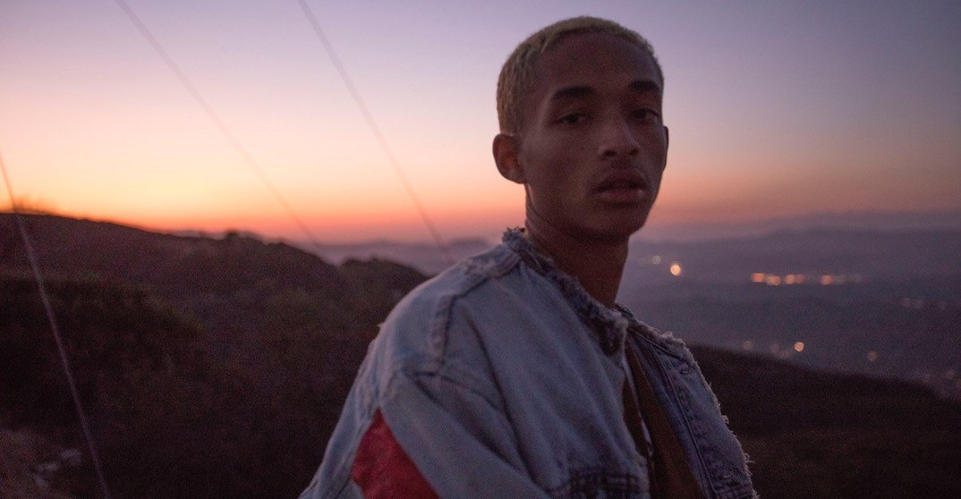 Jaden Smith is bringing his North American tour to Vancouver