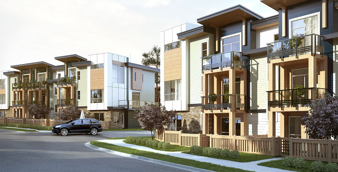 These townhomes feel like single detached houses (and that's what makes them brilliant)