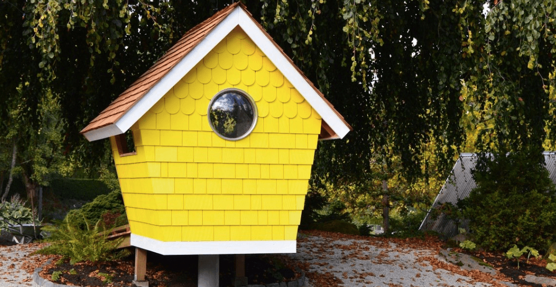 Vancouver Park Board unveils new bird garden at VanDusen Botanical Garden