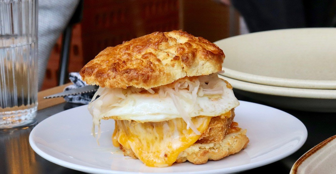 12 must-try loaded breakfast sandwiches in Vancouver
