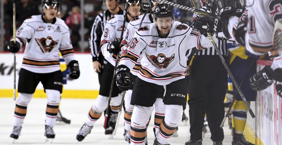 Watch the Calgary Hitmen and skate on Saddledome ice this weekend (CONTEST)