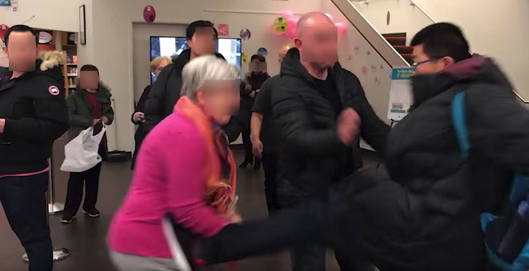 Woman assaulted by unknown man at Richmond Public Library (VIDEO)