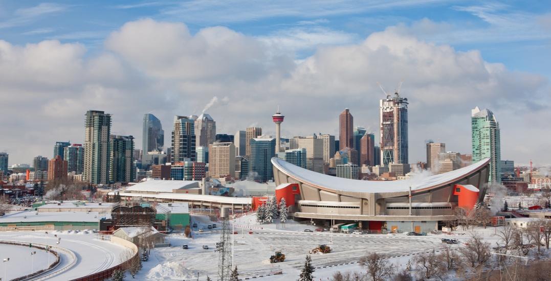 Environment Canada issues snowfall warning for Calgary
