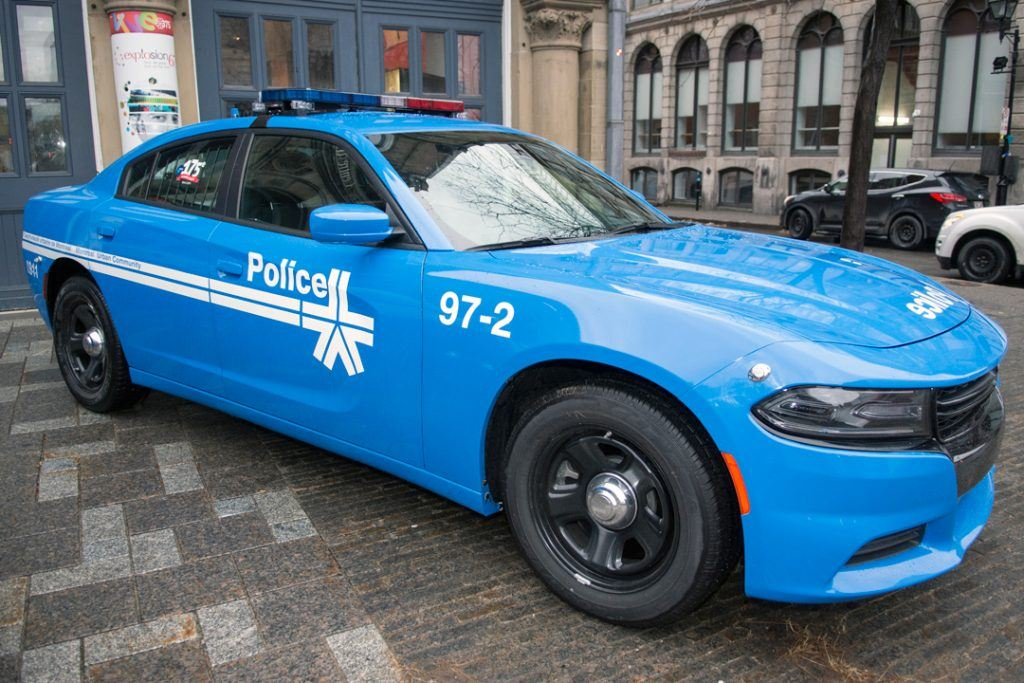 These retro police cars will soon be hitting Montreal ...