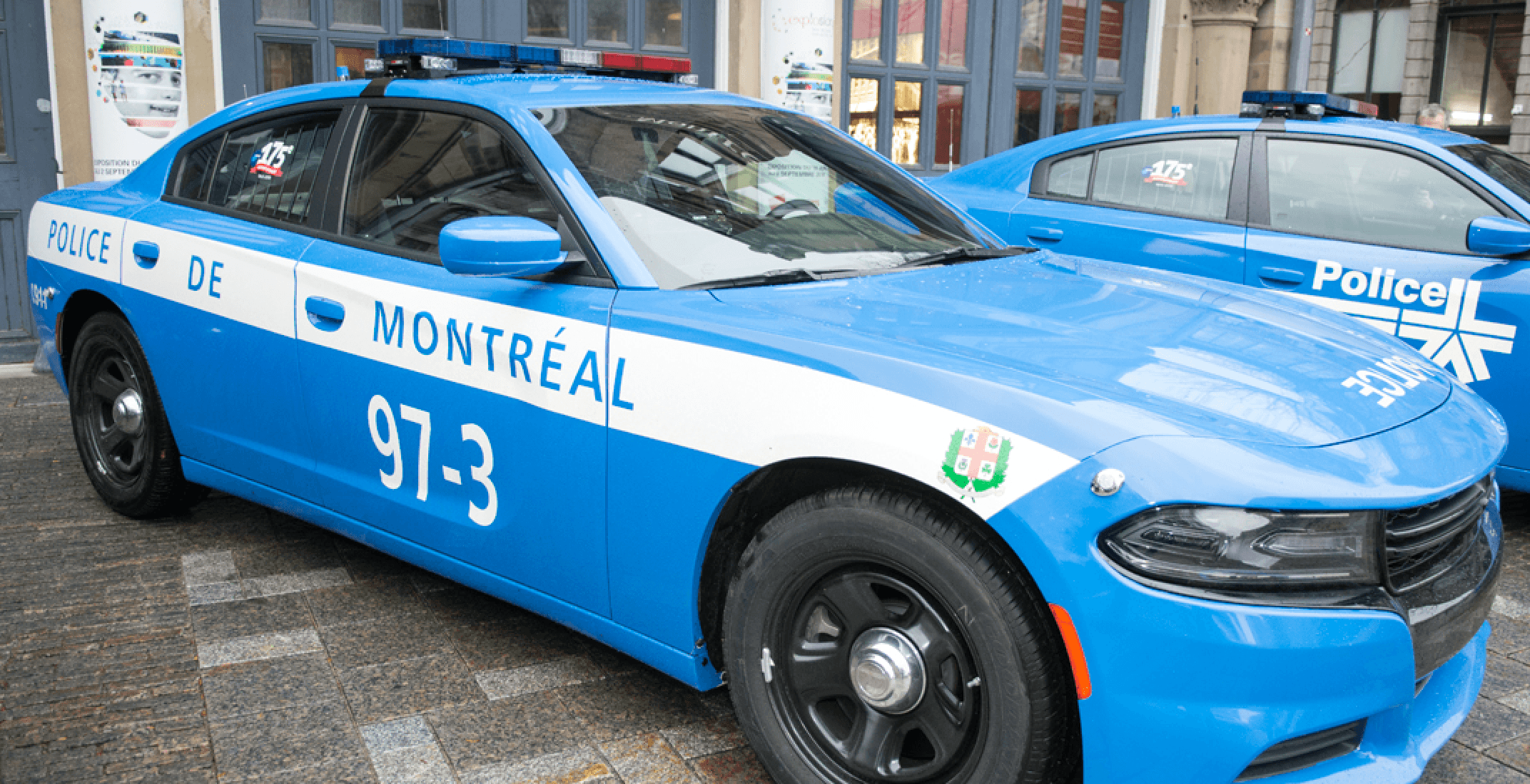 These retro police cars will soon be hitting Montreal streets ...