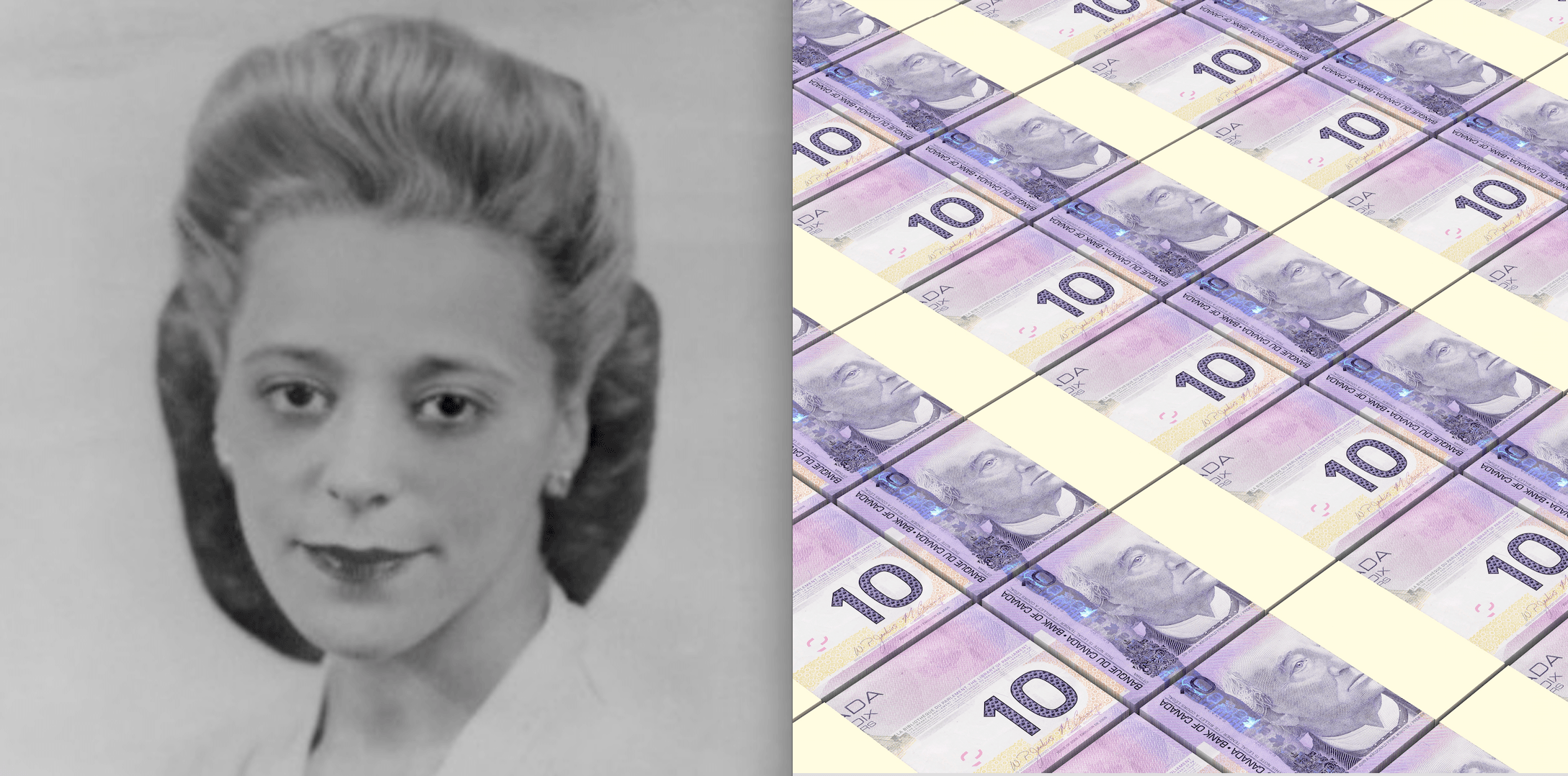 Canada's new $10 bill featuring the first Canadian woman will be unveiled next week