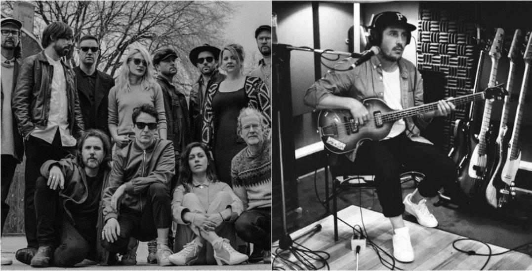 Broken Social Scene & Portugal. The Man are playing Deer Lake Park this September