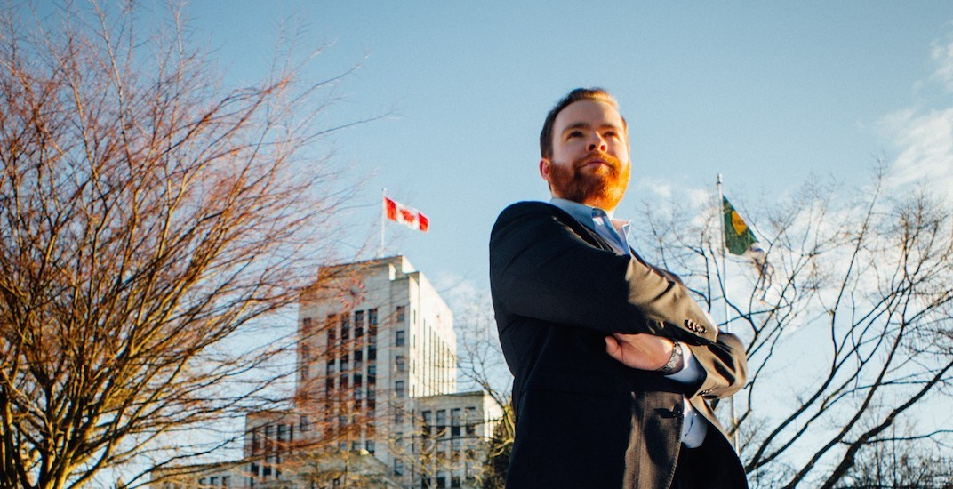 Former Canadian Armed Forces officer running for Vancouver City Council