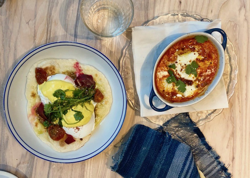 New Van brunches to try