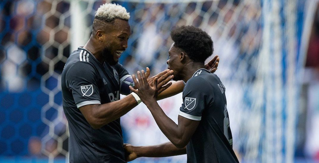 Whitecaps' Alphonso Davies can't win 'Man of the Match' because of beer sponsor