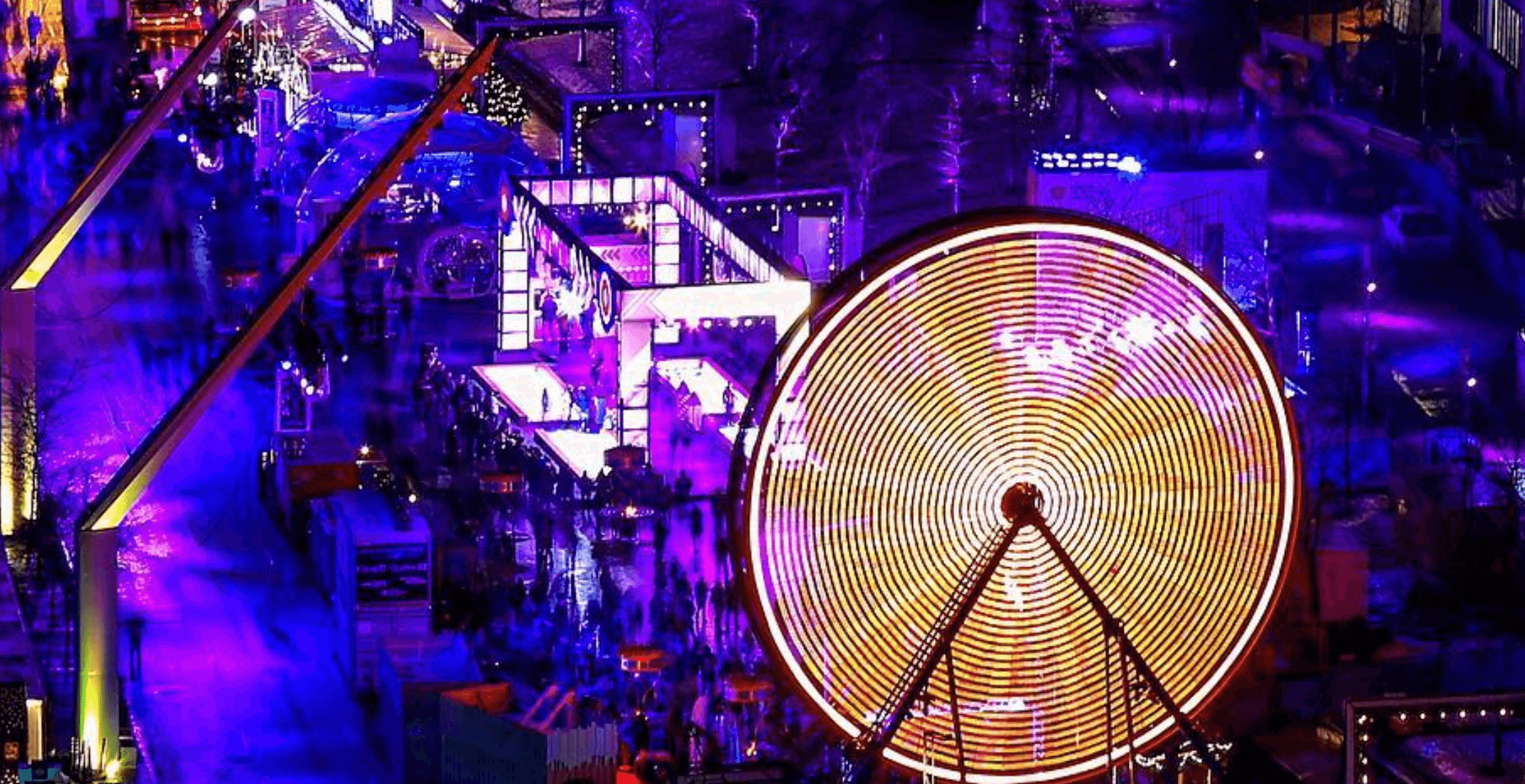 17 mesmerizing moments from Montreal's Nuit Blanche 2018 (PHOTOS)