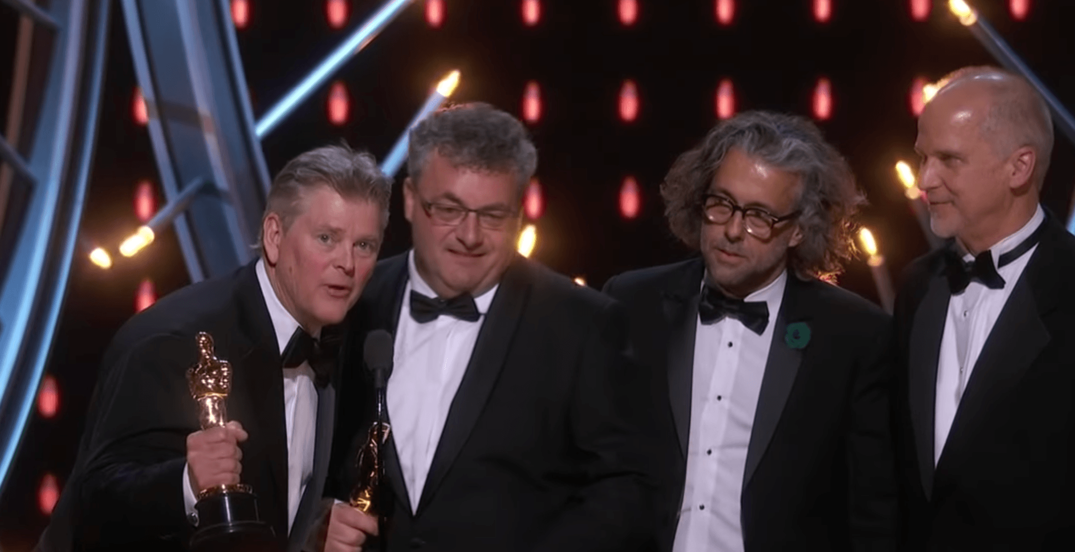 'Merci beaucoup': Montreal gets a shout-out at the 90th Academy Awards (VIDEO)