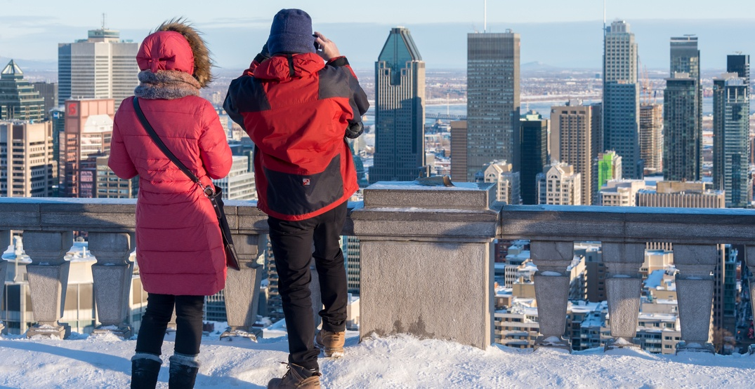 The winter cold is here to stay in Montreal this week