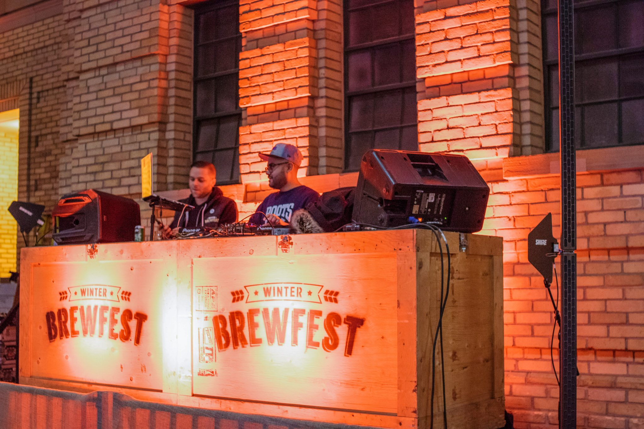 Winter brewfest 2018