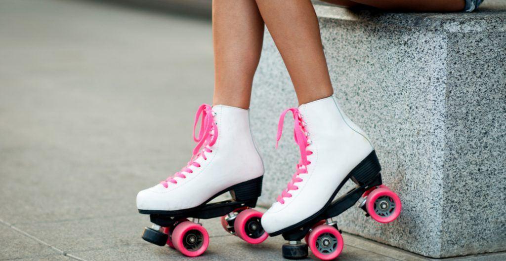 roller skate party