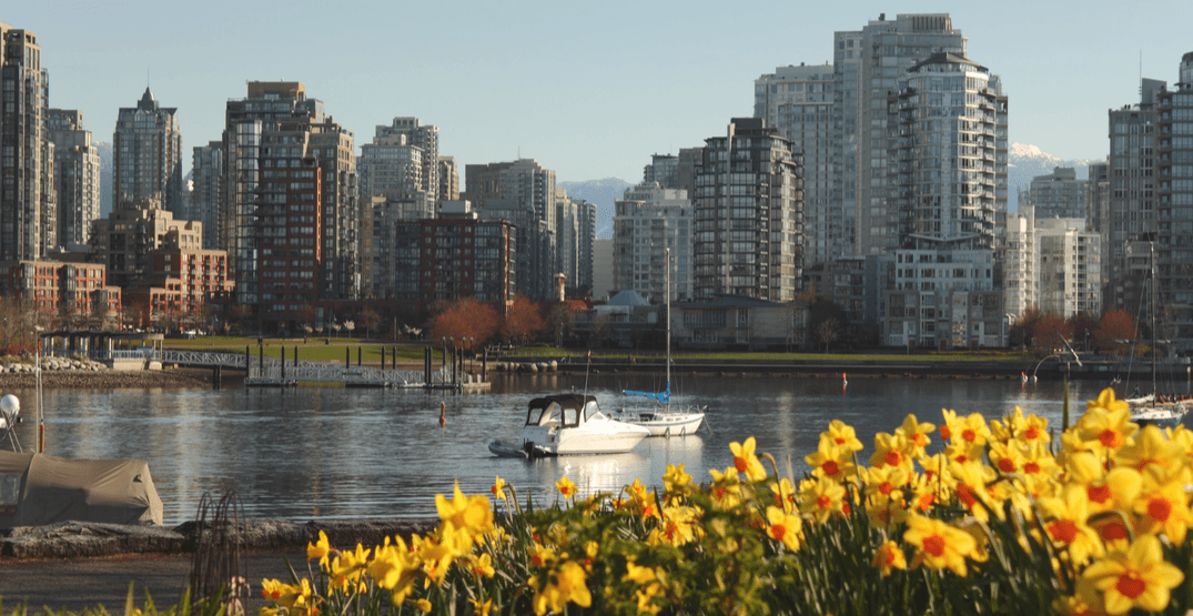 Vancouver named one of the world's 'Best Spring Vacation' destinations