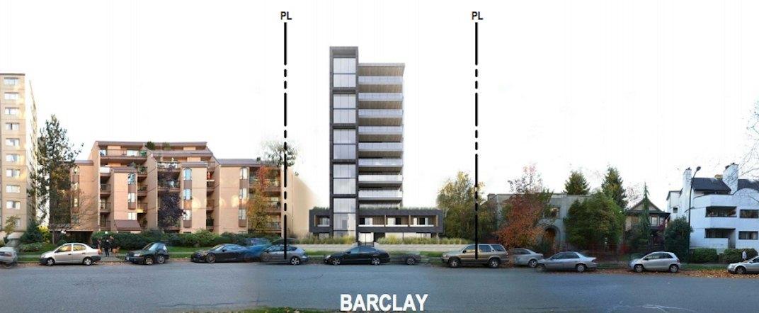 1150 Barclay Street