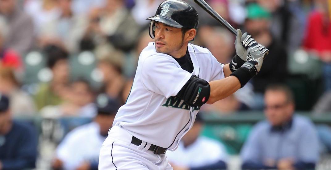 Suzuki Ichiro Contract