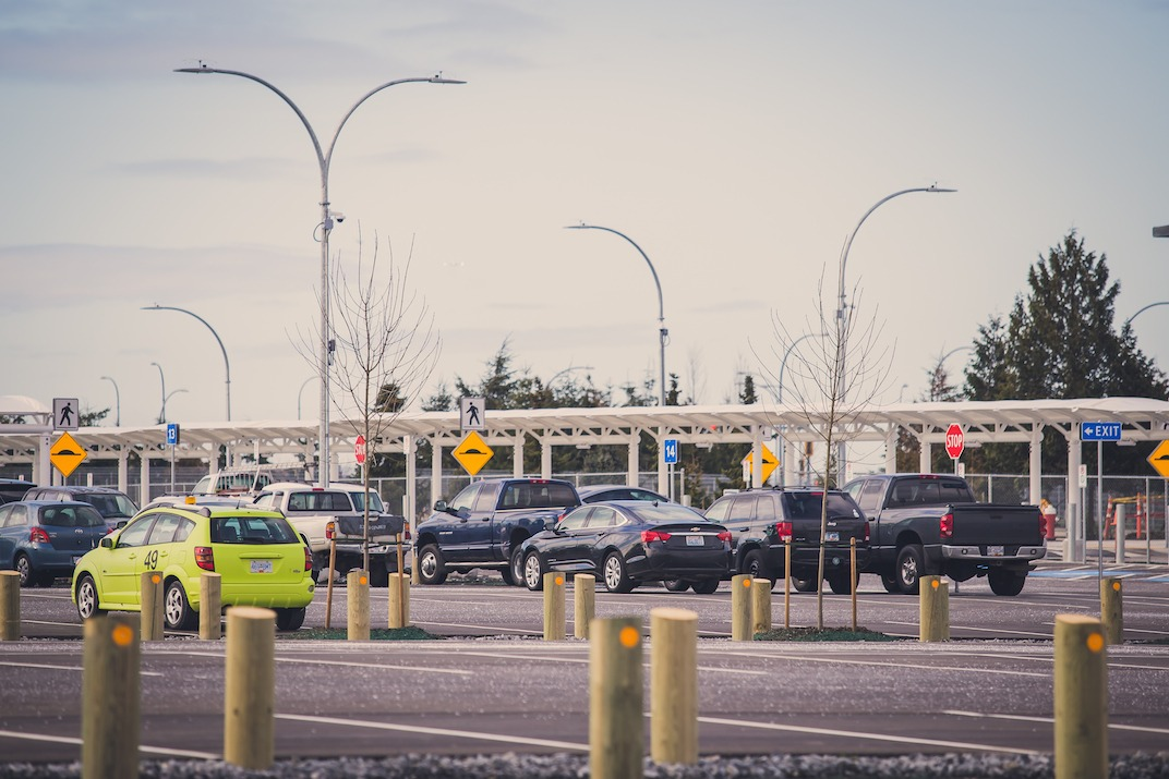 Vancouver Airport Parking: Parking at YVR Airport. No Lots Available at Vancouver International Airport.
