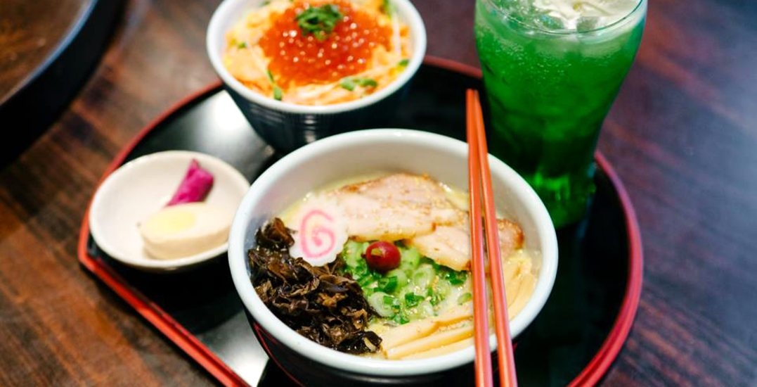 Santouka Ramen is serving amazing ramen for $6 for one day only