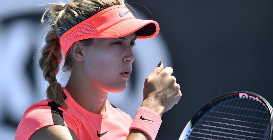 Fed Cup tennis, maybe Genie Bouchard, coming to Montreal next month
