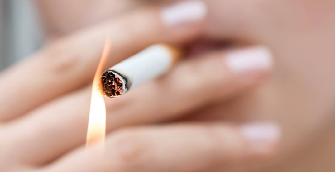 North Vancouver has made its decision on city-wide smoking ban