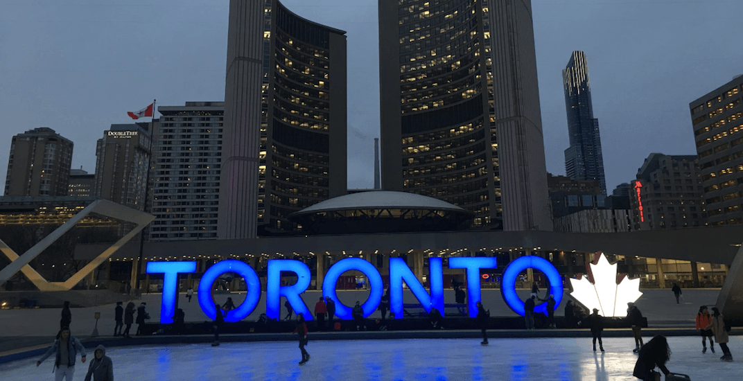 The city came together to celebrate Toronto's 184th birthday (PHOTOS)