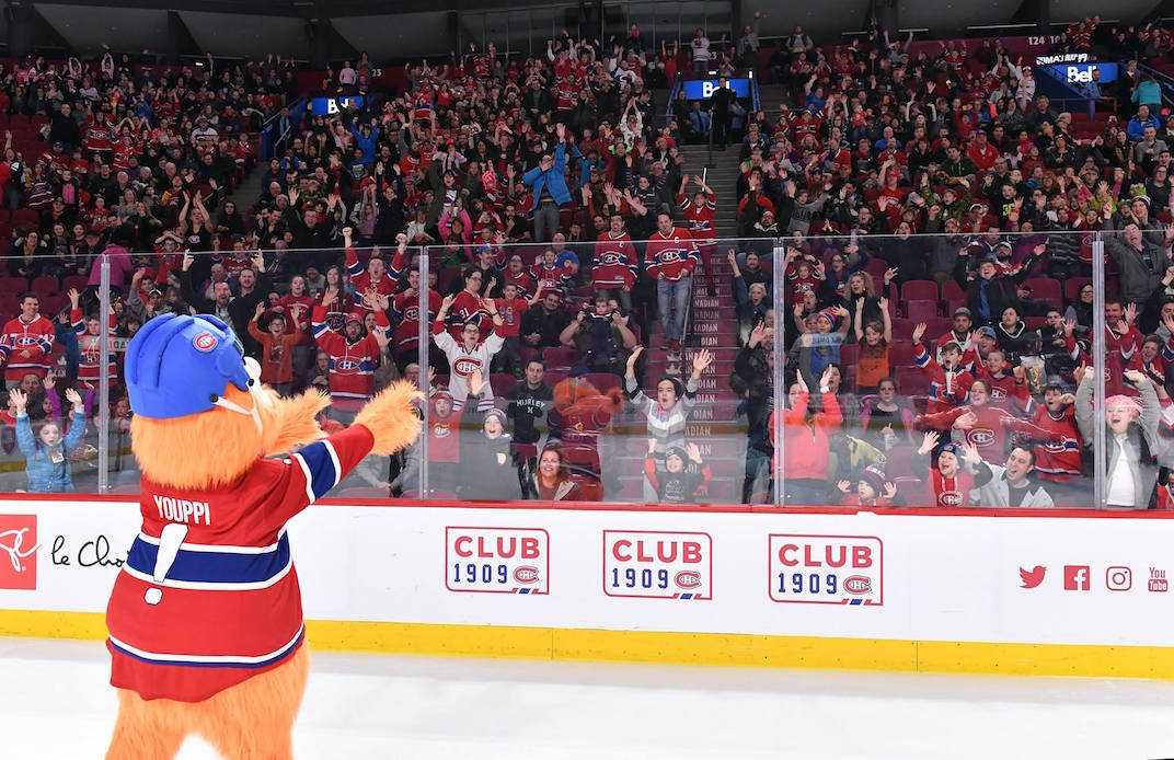 NHL players say Bell Centre is the best arena in the league
