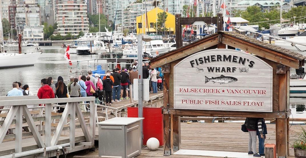 BC Spot Prawn Festival returns to False Creek Fisherman's Wharf May 19