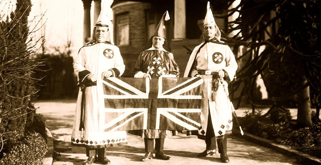 Vancouver history kkk imperial klouncil 1925 title image1