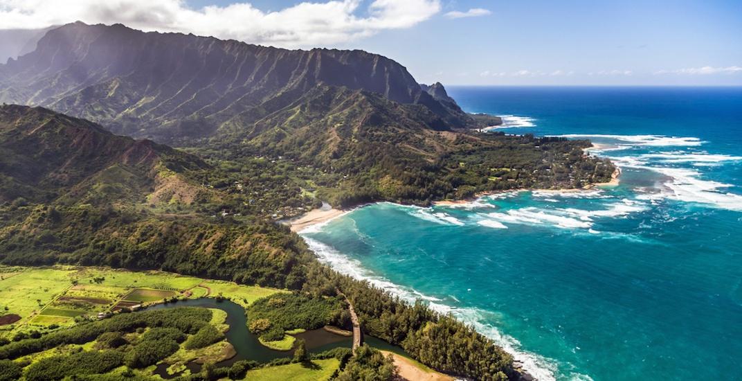 Kauai Or Big Island In December