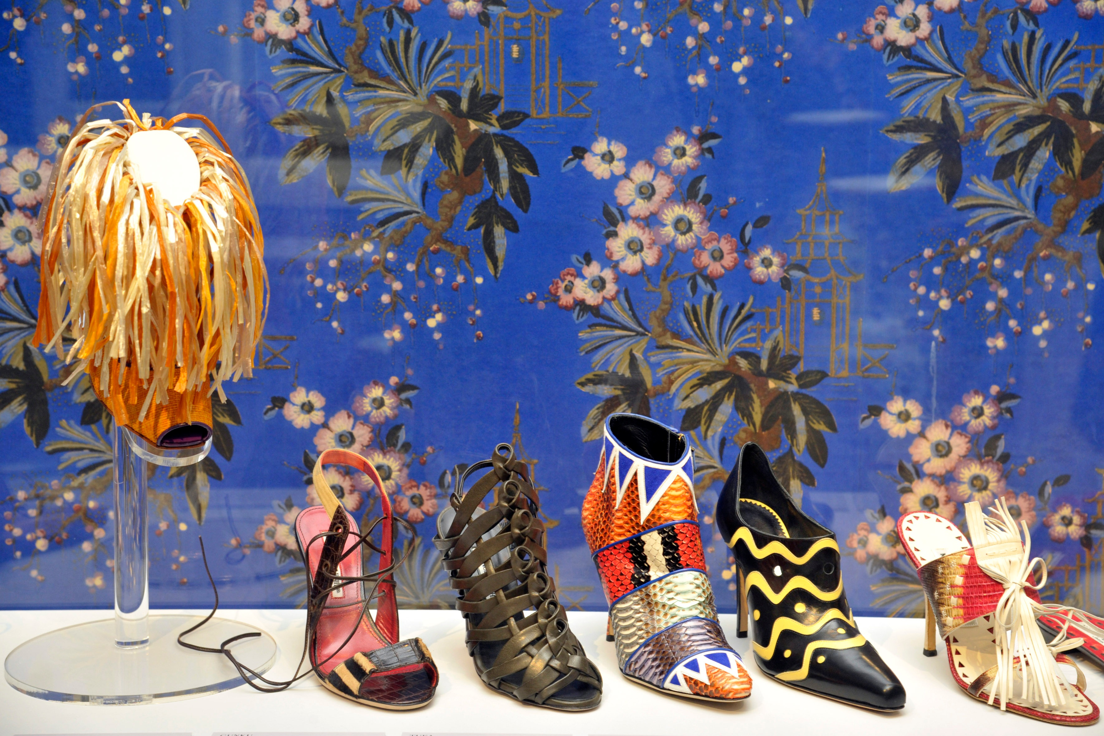 d46ecb735cd A Manolo Blahnik exhibit is coming to Toronto this spring | Listed