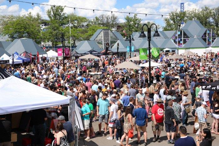 Brew lovers toronto craft beer festival just released for Craft beer festival toronto