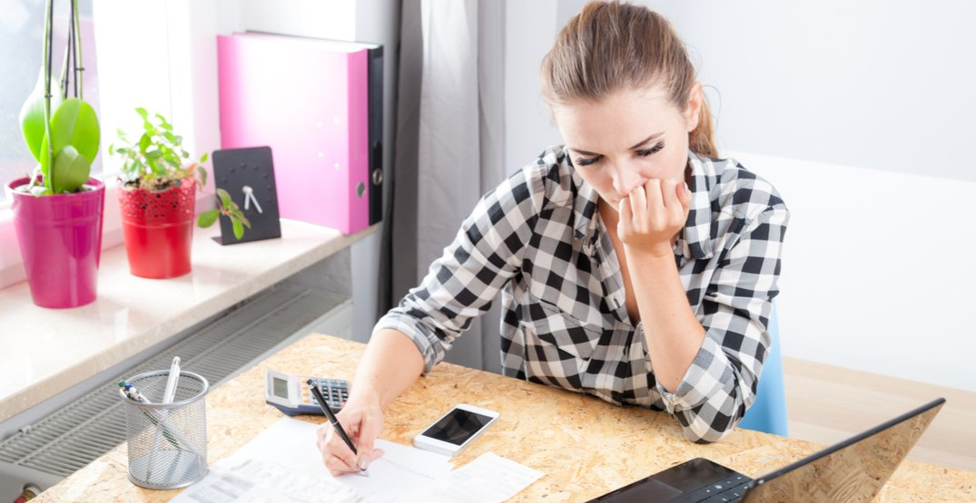 Report: BC women are more stressed about money than men