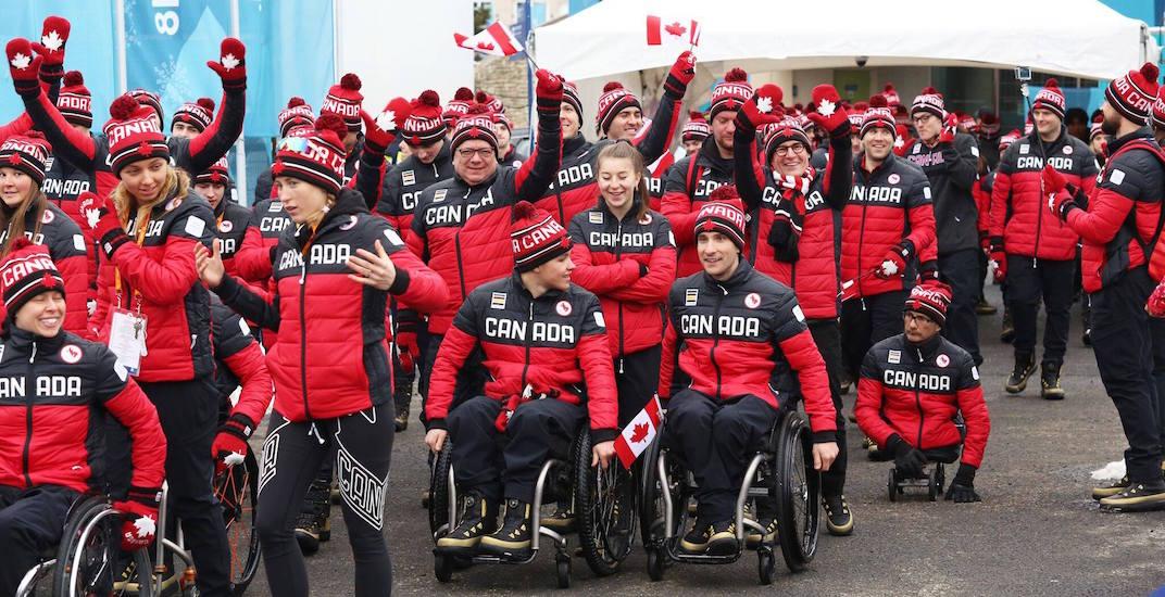 Canada paralympics