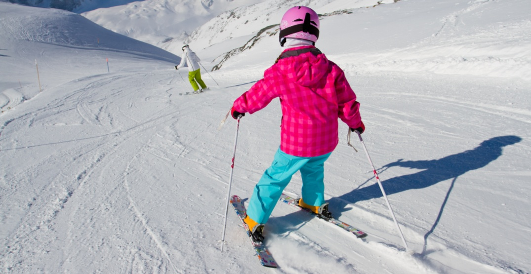 Kids in Kindergarten to Grade 5 can ski for FREE at Whistler ...